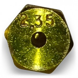 Düse 2,35mm Erdgas vorderer Brenner